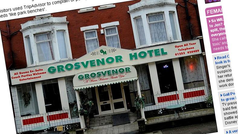 Oto najbrudniejszy hotel w Europie