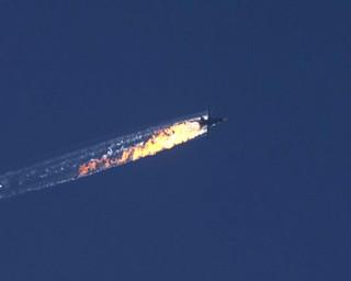 Rosyjski pilot zaprzecza wersji Turków. 'Nie byliśmy osrzegani o przekroczeniu przestrzeni powietrznej'