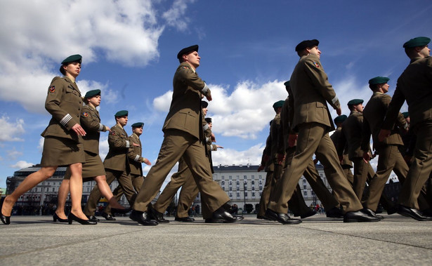Równolegle ze szkoleniem dla ochotników, którzy nie służyli wcześniej w wojsku, odbywało się, rozpoczęte w kwietniu szkolenie wyrównawcze dla blisko 500 rezerwistów, którzy zgłosili akces do WOT