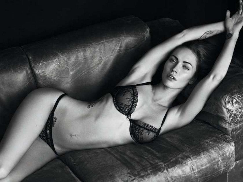 Megan Fox Armani reklama