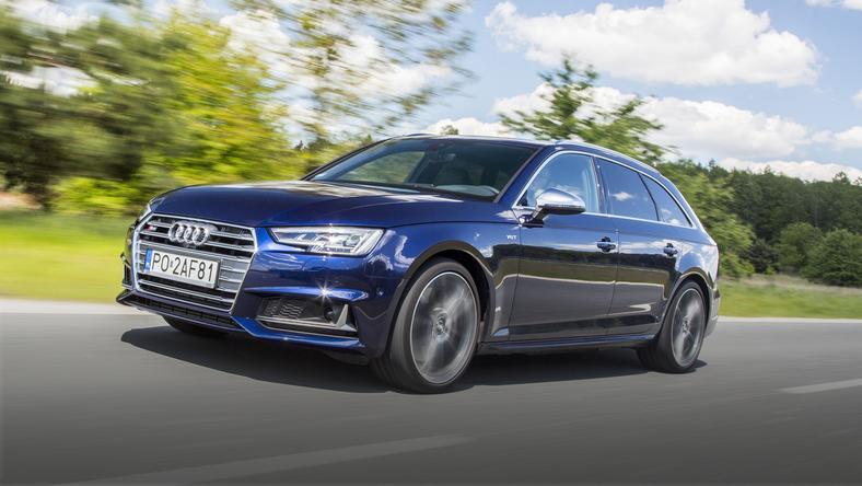 Audi S4 Avant Dyskrecja Test Opinie Dane Techniczne Moto