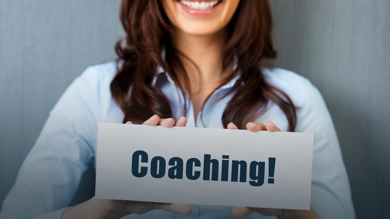 Coach - fachowiec od słuchania i zadawania pytań