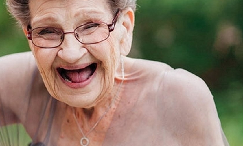 89-letnia druhna