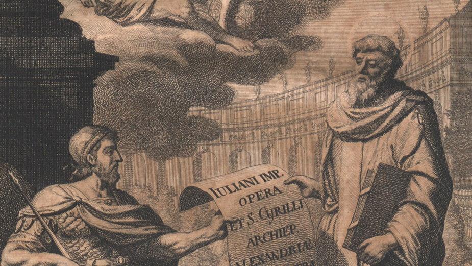 Julian Apostata. Historia odstępstwa od wiary
