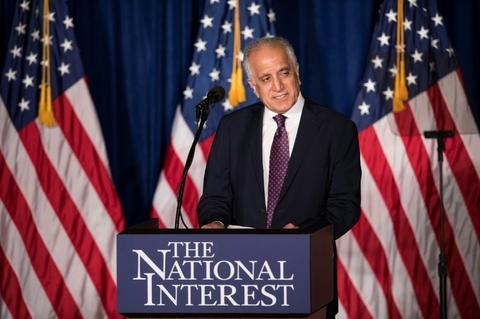 US envoy on new Afghanistan peace trip