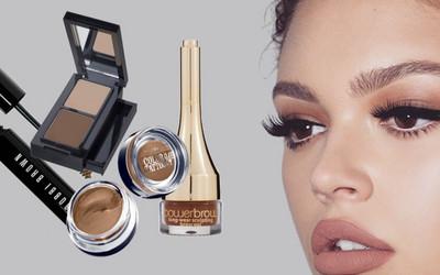 Produkty Do Makijażu Brwi Dzięki Którym Unikniesz Efektu
