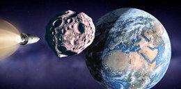 Rosjanie ostrzelali meteoryt?!