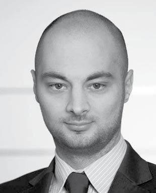 Krzysztof Ugolik menedżer w dziale doradztwa prawnopodatkowego w PwC