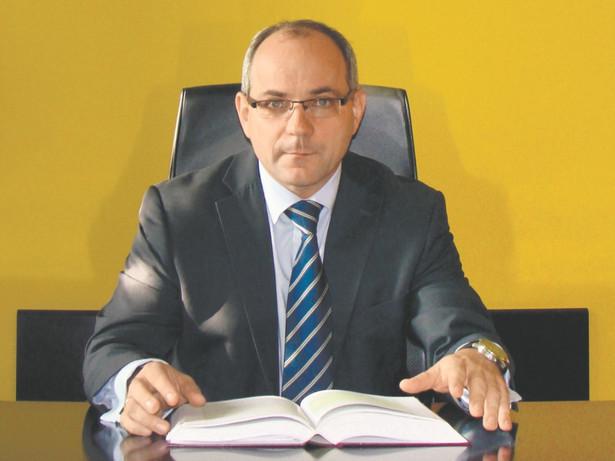 dr Alfred Staszak, prokurator okręgowy w Zielonej Górze
