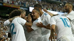 Superpuchar Hiszpanii: Real Madryt nie dał szans Barcelonie