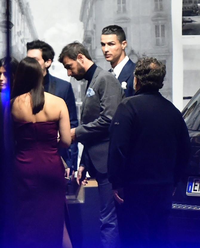 Kristijano Ronaldo u San Remu