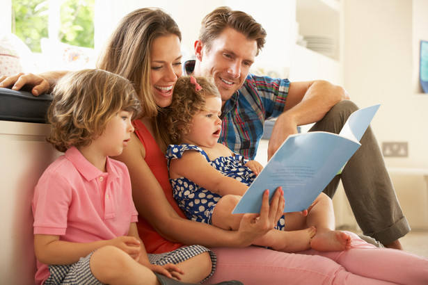 rodzice, dzieci, rodzina