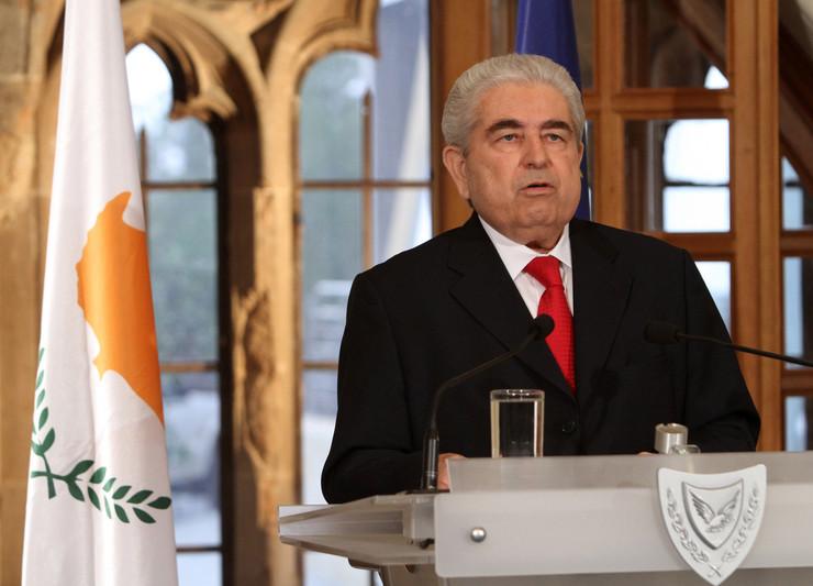 Dimitris Hristofijas, EPA -  KATIA CHRISTODOULOU