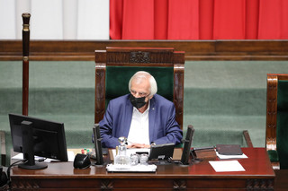 Kiedy Sejm zbierze się w sprawie stanu wyjątkowego? Terlecki komentuje