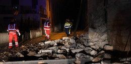 Trzęsienie ziemi w środkowych Włoszech. Dziesiątki rannych