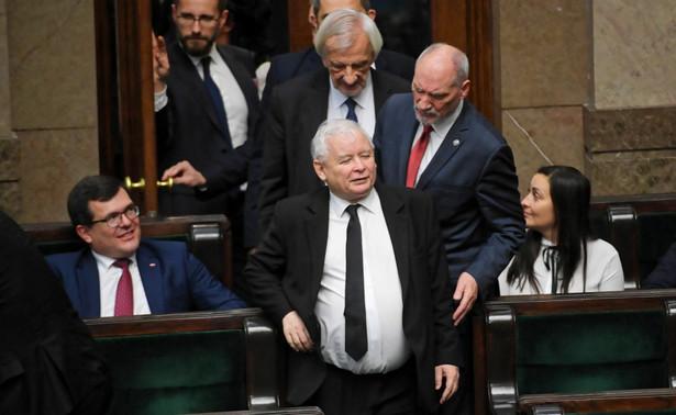 PiS Jarosław Kaczyński, Porozumienia - Jarosław Gowin i Solidarnej Polski - Zbigniew Ziobro podpisali nową umowę koalicyjną w ramach Zjednoczonej Prawicy