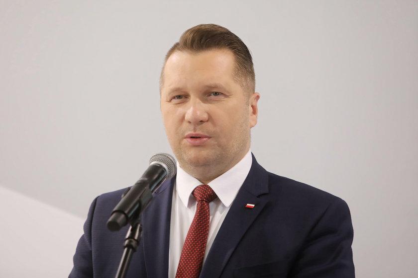 Przemysław Czarnek napisał do Rydzyka.