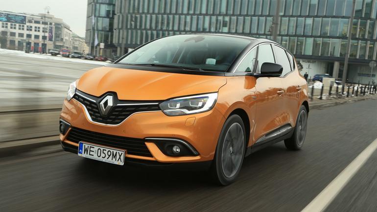 Renault Scenic - modny crossover czy van?