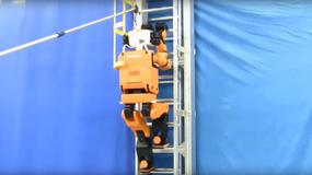 Honda buduje robota ratowniczego