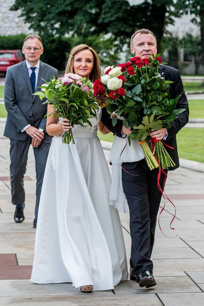 Joanna i Jacek wzięli ślub kościelny w lipcu 2020 roku.