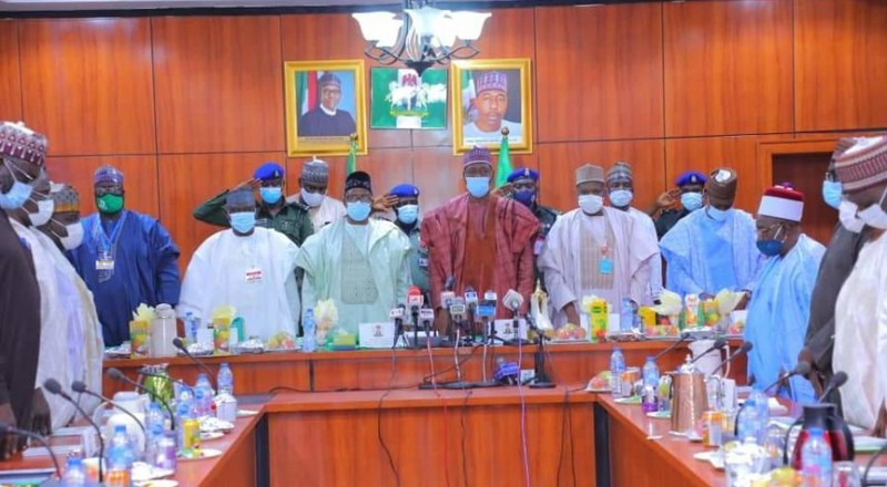 Boko Haram: North East governors rally support for military