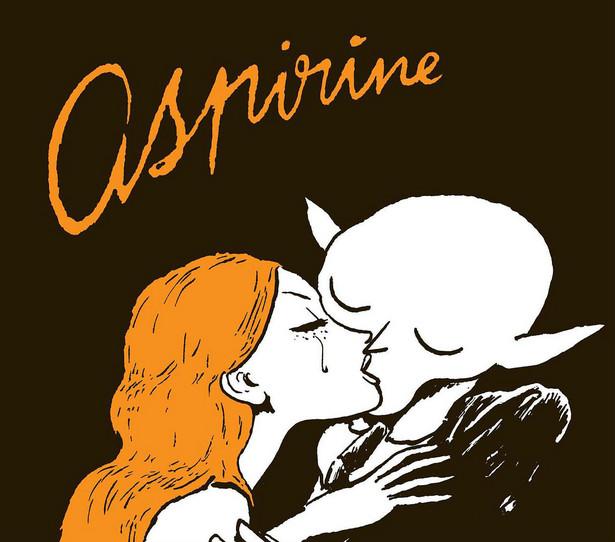 """""""Aspirine"""" z rysunkami Joann Sfar"""