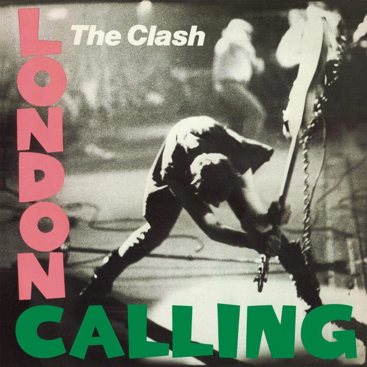 "8. The Clash - ""London Calling"""