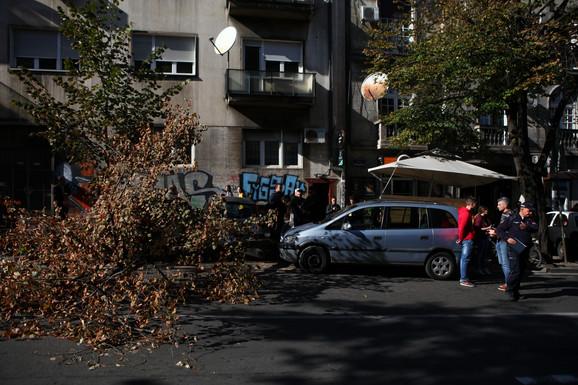 Karambol u Francuskoj ulici