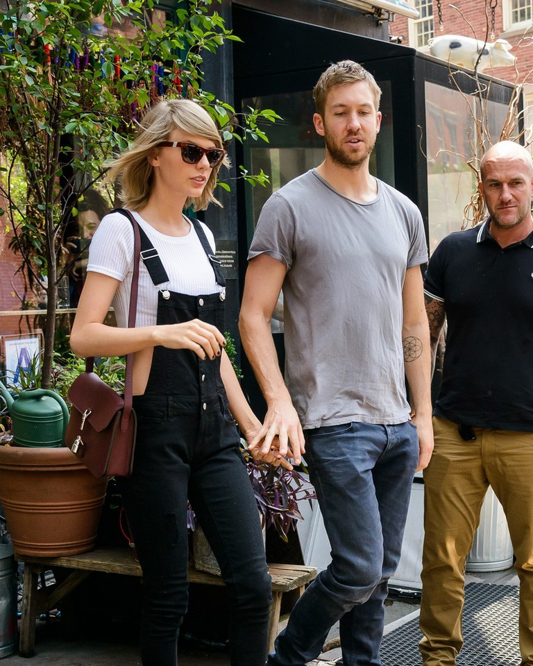 Taylor Swift i Calvin Harris (2015-2016)
