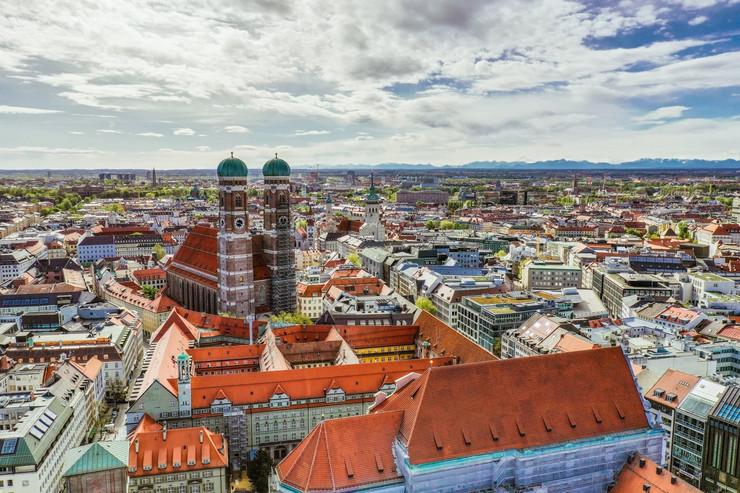 Minhen, Nemačka