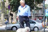 Branko Cvejić sa psom