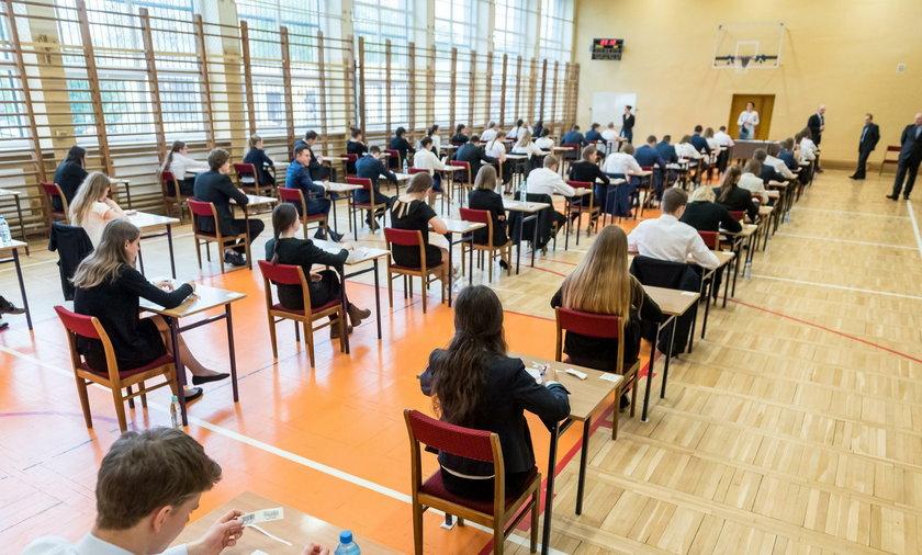 Egzamin maturalny 2017.