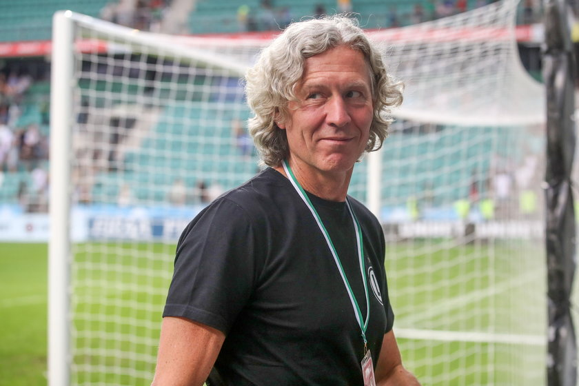 Prezes i właściciel klubu Dariusz Mioduski (57 l.) często jako jeden z przykładów drogi rozwoju Legii wskazywał Dinamo.