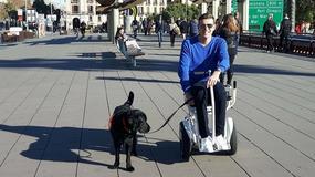 """""""Nie zakładać, że będzie źle i nie martwić się na zapas"""" - Miłosz Krawczyk o podróżowaniu na wózku i swoim unikatowym wynalazku"""