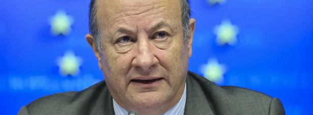 Unia bankowa jest na pewno konieczna dla samej strefy euro, ale może będzie można stworzyć taką, do której będziemy mogli przystąpić - powiedział Rostowski