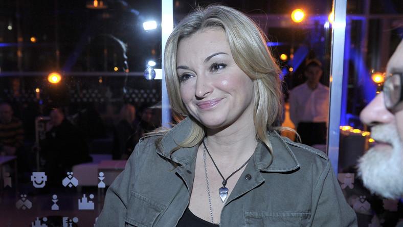 Dziennikarka i podróżniczka Martyna Wojciechowska