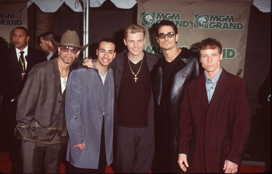 Backstreet Boys / GettyImages