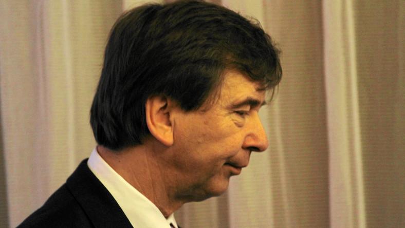 Profesor Wiesław Binienda