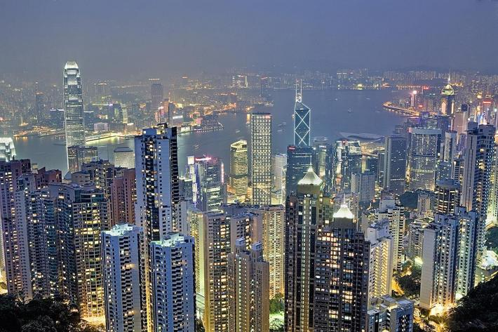 2. Hong Kong (Centrum), Hong Kong