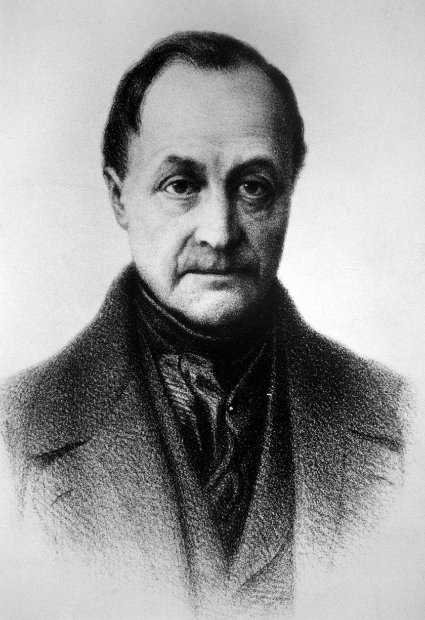 Ojciec socjologii August Comte