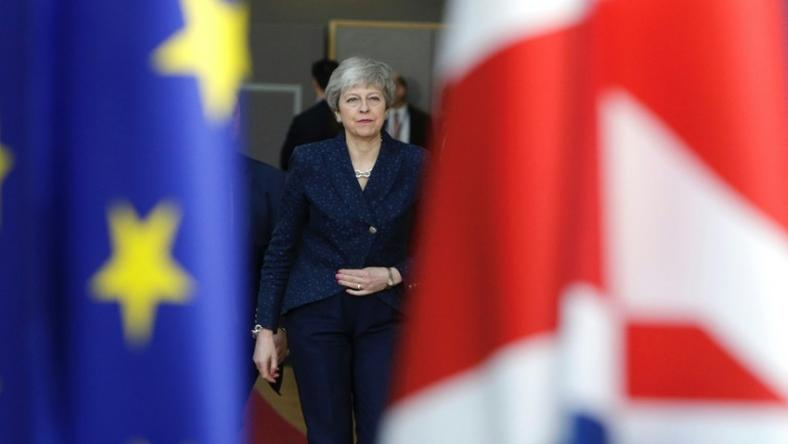 Britain's Prime Minister Theresa May has asked EU leaders for a three-month Brexit delay