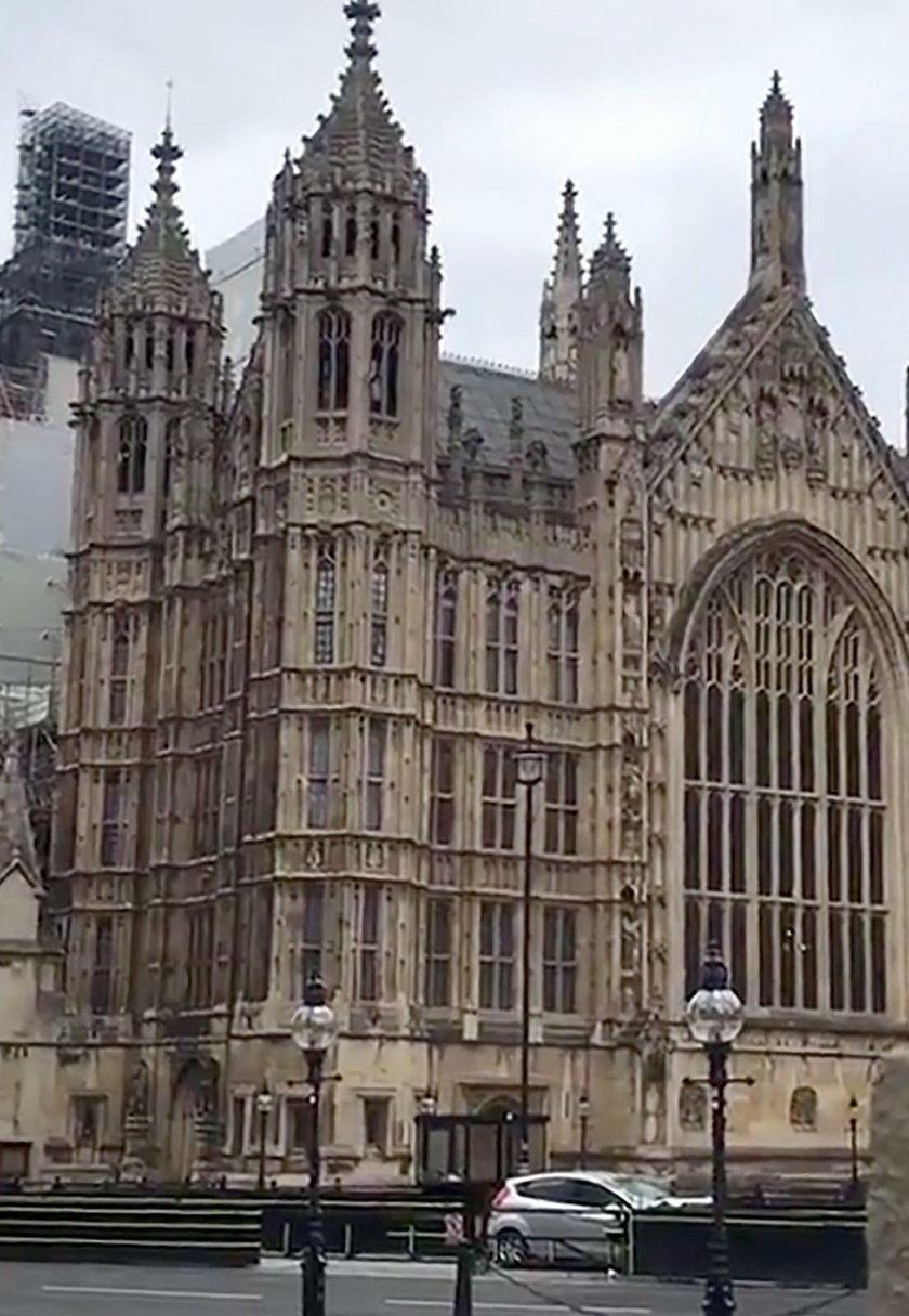 Atak pod parlamentem