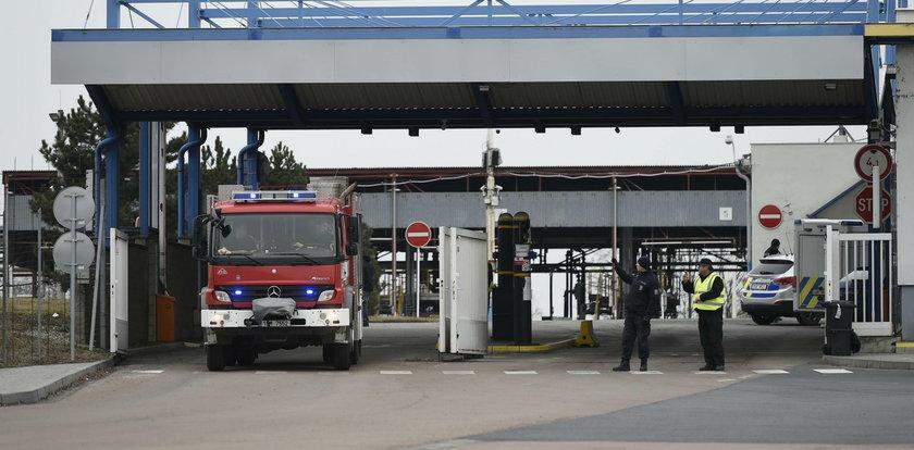 Potężna eksplozja w zakładach Unipetrolu w Czechach. 6 osób nie żyje