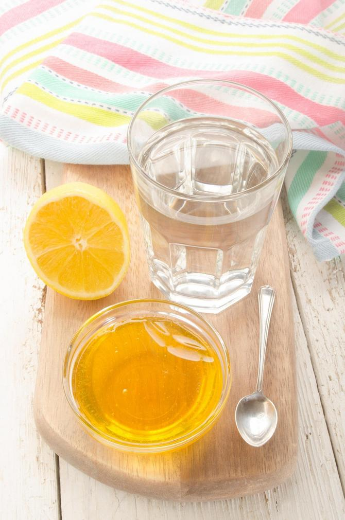 Med sa vodom - najbolji domaći lek