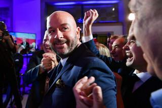 Wybory samorządowe 2018: Wrocław. Jacek Sutryk wygrał wybory na prezydenta miasta w pierwszej turze