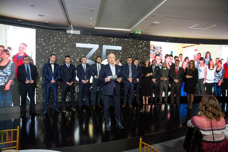 Top menadžment MK Group - 35 godina kompanije