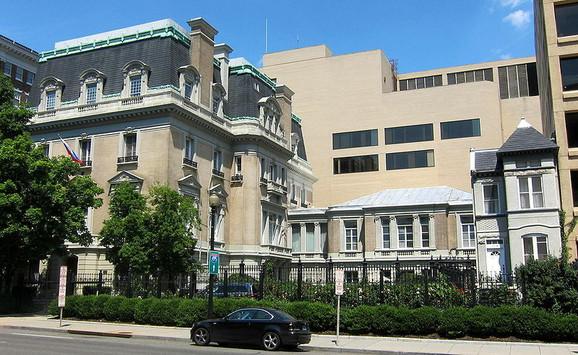 Rezidencija ruskog ambasadora u Vašingtonu