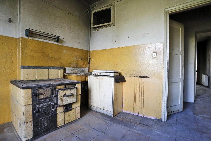 Katowice. Mieszkanie za remont