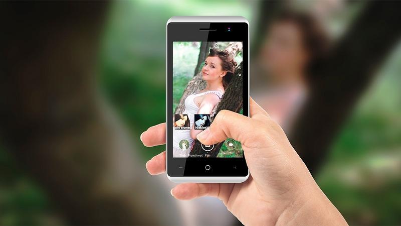 Smartfony jednoreczne