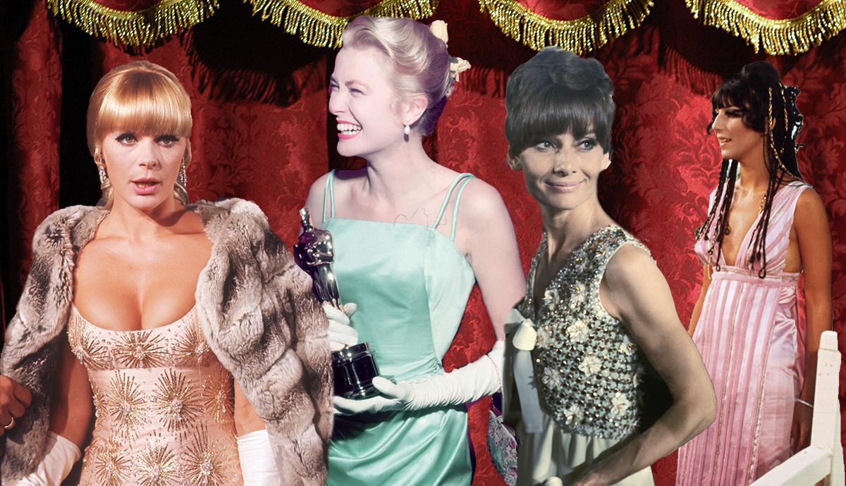 Hollywood retró: 20 szenzációs vörös szőnyeges ruha az Oscar gálák hajnaláról
